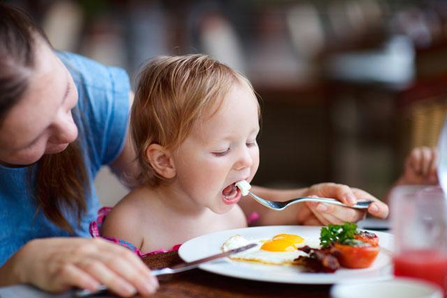 Çocuklarda besin alerjisine dikkat!