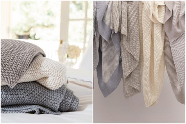 En sıcak ve rahat battaniye modelleri