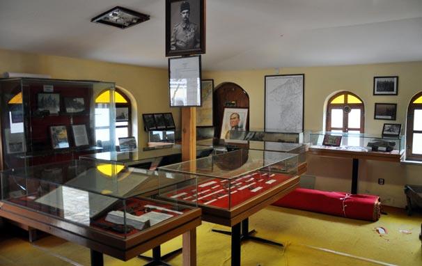 1915 Anafartalar Savaş Müzesi tarihe ışık tutuyor