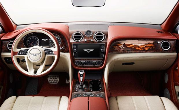 Bentley Bentayga tanıtıldı! Sunduğu özellikler arasında...