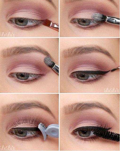 Gözü büyük gösteren makyaj önerileri