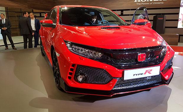 Honda, Autoshow'da heyecan fırtınası estirecek!