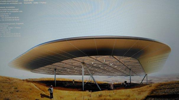 Göbeklitepe 4 bin metrelik çelik çatıyla korunacak