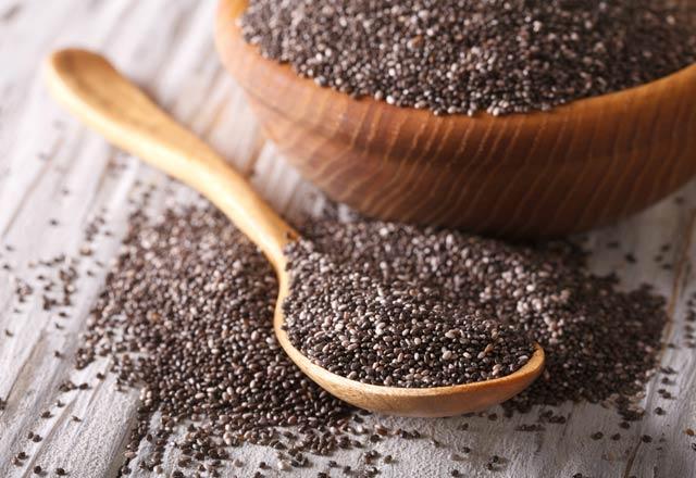 Chia tohumu ile kilo verin