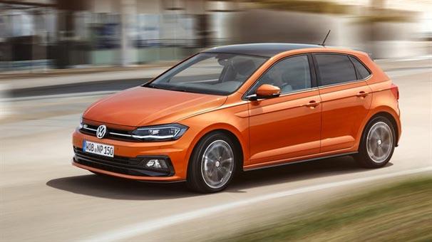 Volkswagen 2018 model Polo aracını tanıttı