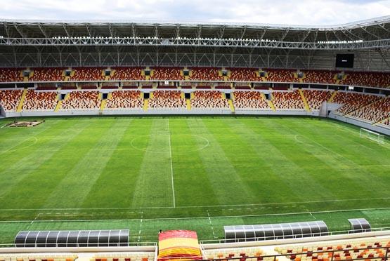 Malatya'nın yeni stadı hazır hale geldi!