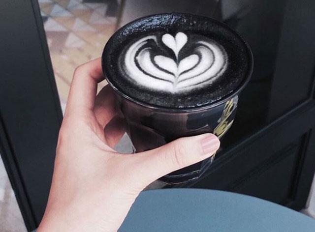 Kömür lattenin faydası