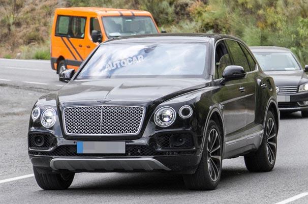 Bentley Bentayga plug-in hibrit sıfır salınım sağlayacak