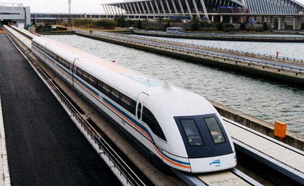 En hızlı 10 tren ile yolculuk
