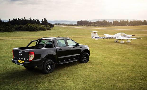 Ford sınırlı sayıda Ranger Black Edition üretecek