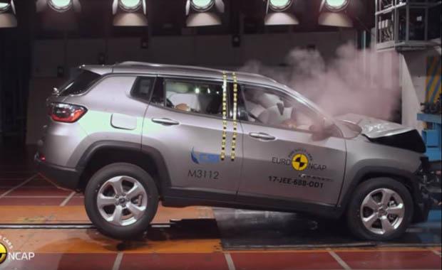 Jeep, Opel ve Renault için Euro NCAP sonuçları...