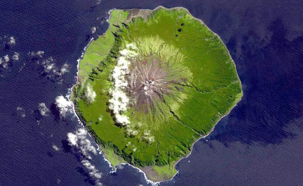 Dünyanın en uzak adası Tristan de Cunha