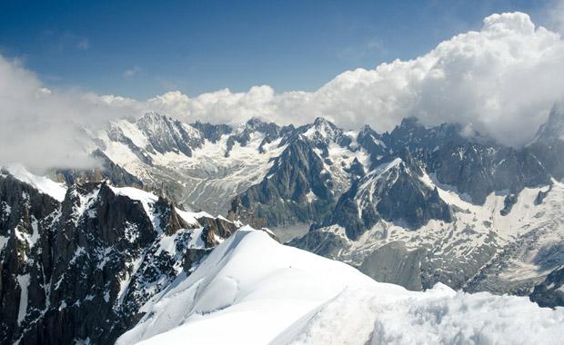 Avrupa'nın en iyi 7 kayak merkezi