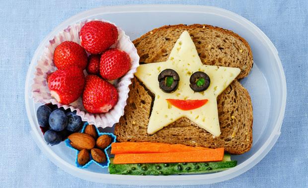Çocuklar için eğlenceli beslenme çantası önerileri