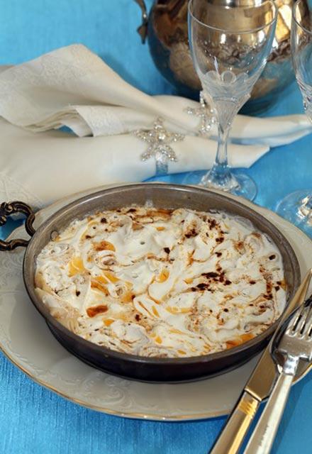 Gümüşhane'nin yöresel yemek tarifleri
