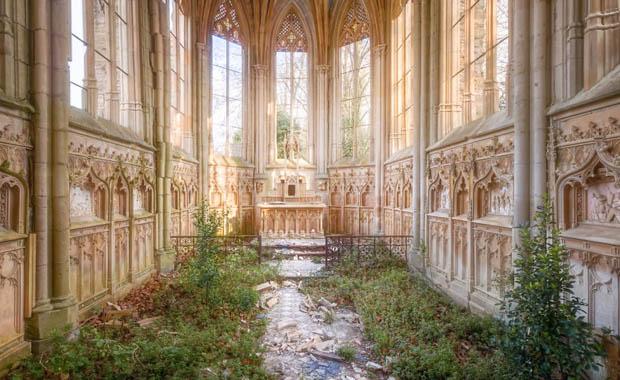 Fransa'nın terk edilmiş güzellikleri