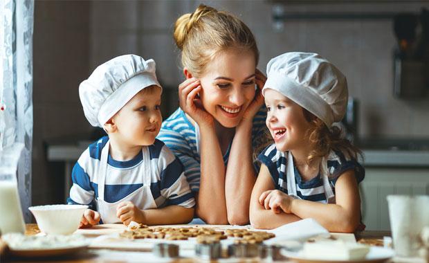 Çocukların yaş grubuna uygun mutfak aktiviteleri