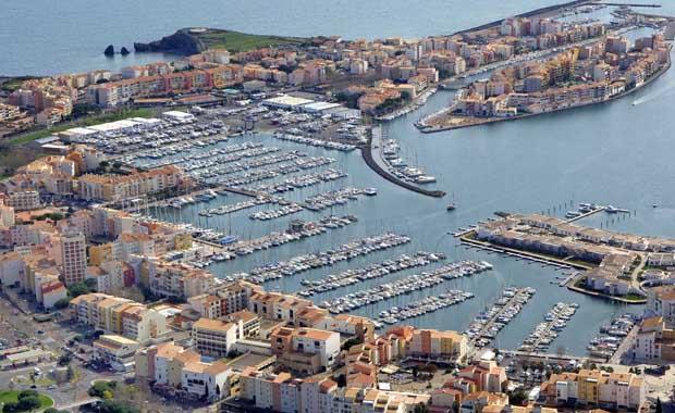 Sınırları zorlayan kent Cap d'Agde