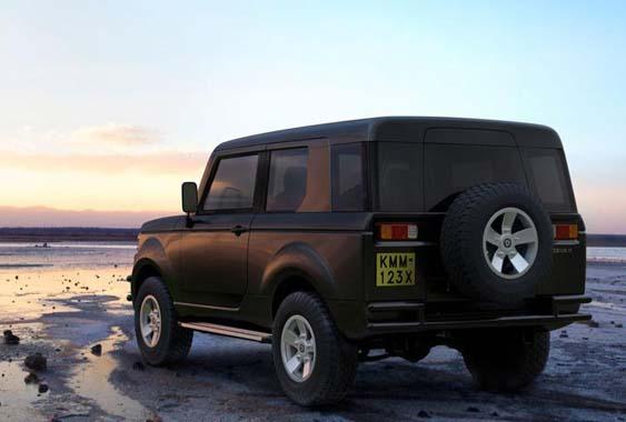Dünyanın en ucuz SUV modeli satışa çıkıyor