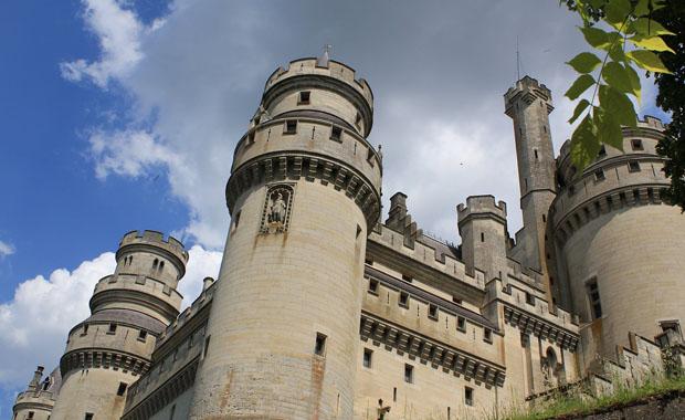 En güzel Ortaçağ kaleleri