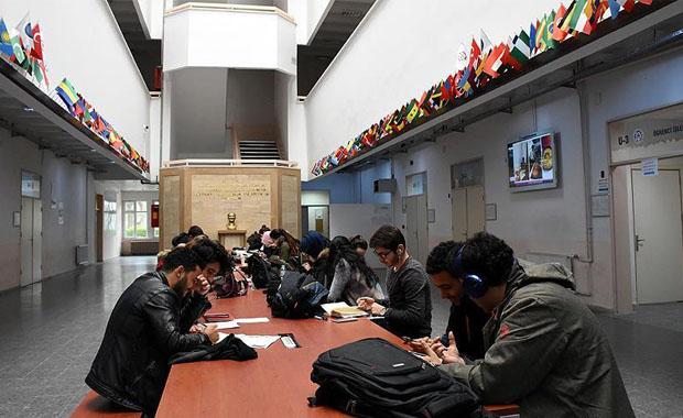 Uludağ Üniversitesi 124 farklı ülkeden öğrenci barındırıyor