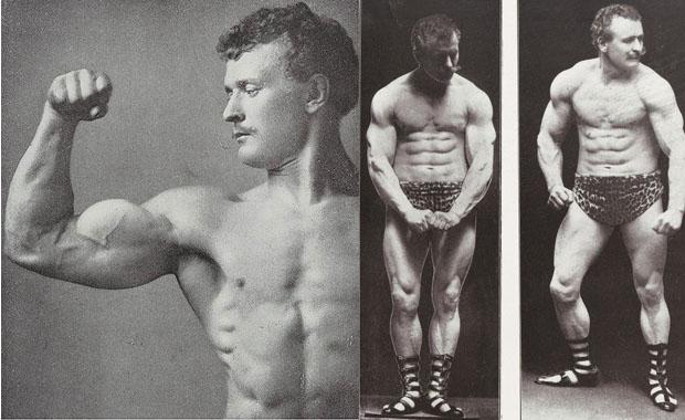 Vücut geliştirme sporunun atası Eugen Sandow kimdir?