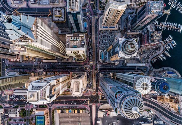 Drone ile çekilen en harika 20 fotoğraf