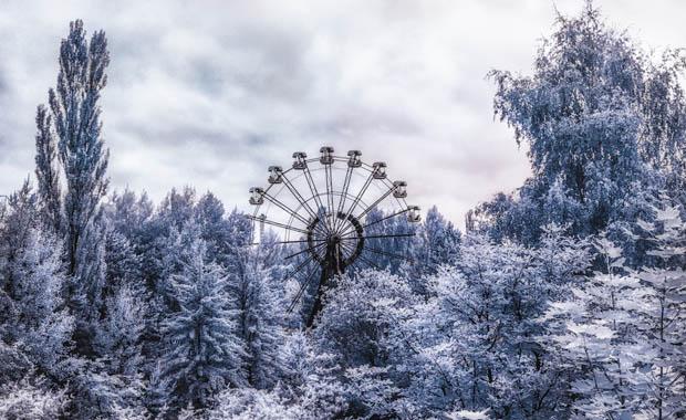Terk edilmiş kent Pripyat'tan sarsıcı kareler
