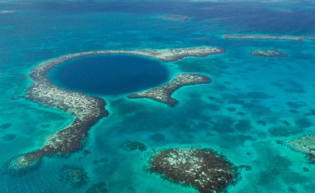 Dünyanın en etkileyici 10 doğa olayı