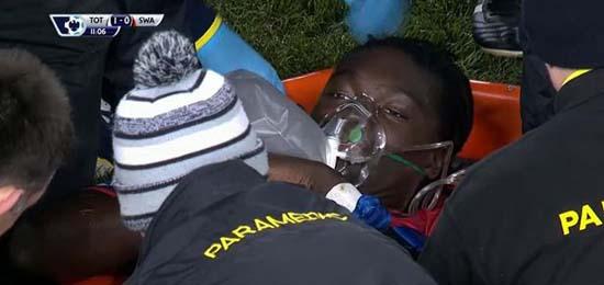 2. Gomis vakası! Ambulansla hastaneye kaldırıldı...