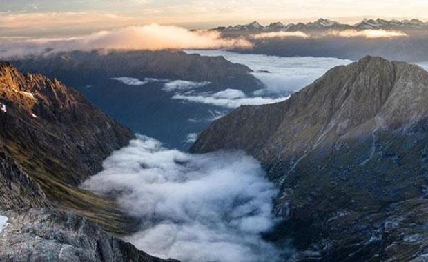 Dünyaca ünlü doğa fotoğrafçısı Chris Burkard