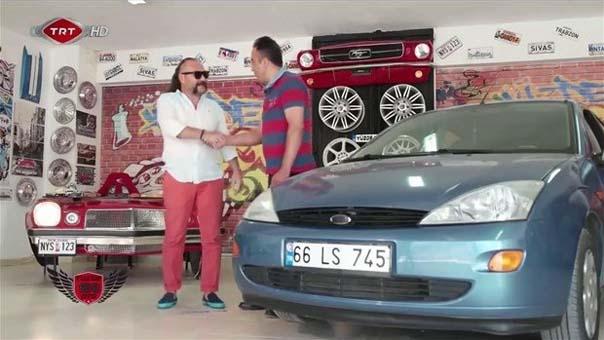 Türk ekip eski kasa Ford Focus'u baştan yarattı