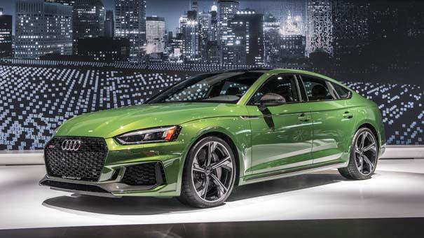 Yeni Audi RS5 Sportback ne zaman meraklılarıyla buluşacak?