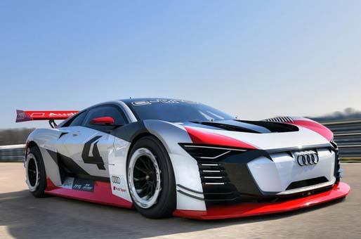 Audi, yeni e-tron Fran Turismo modelini tanıttı