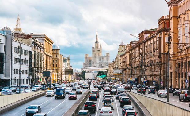 Avrupa'nın en sıkışık trafiğe sahip kentleri