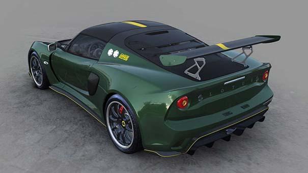 Sadece 25 adet üretilecek olan otomobil: Lotus Exige Cup 430 Type 25