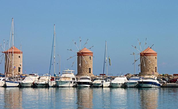 Şövalyeler adası Rodos