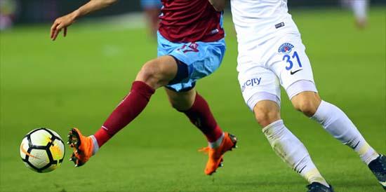 Süper Lig'de sezon sonu serbest kalacak futbolcular