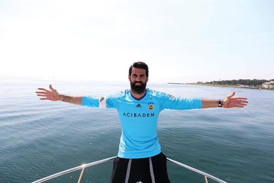 Fenerbahçe'ye yeni kalecisini buldu!