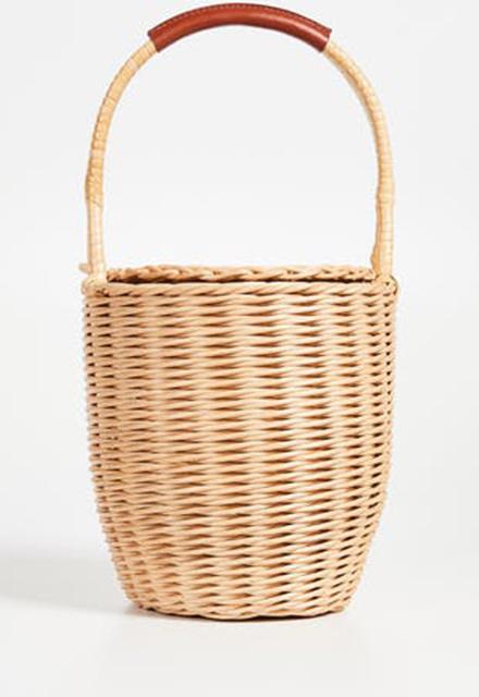 Trend alarmı: Hasır çantalar