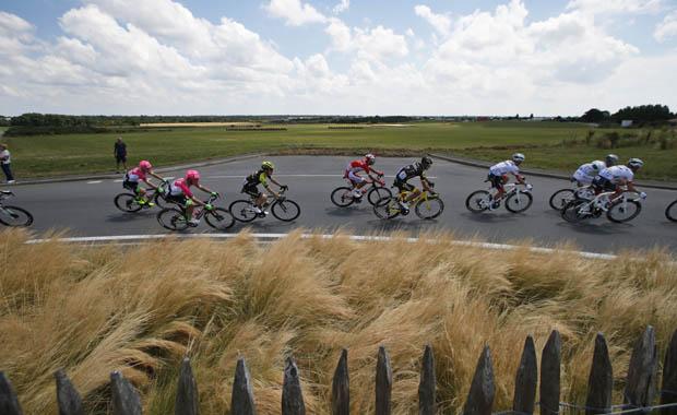 Tour de France 2018 başladı