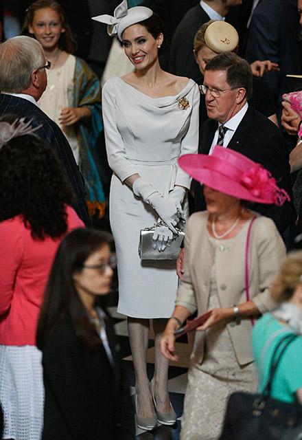 Angelina Jolie'nin unutulmaz 10 kırmızı halı stili