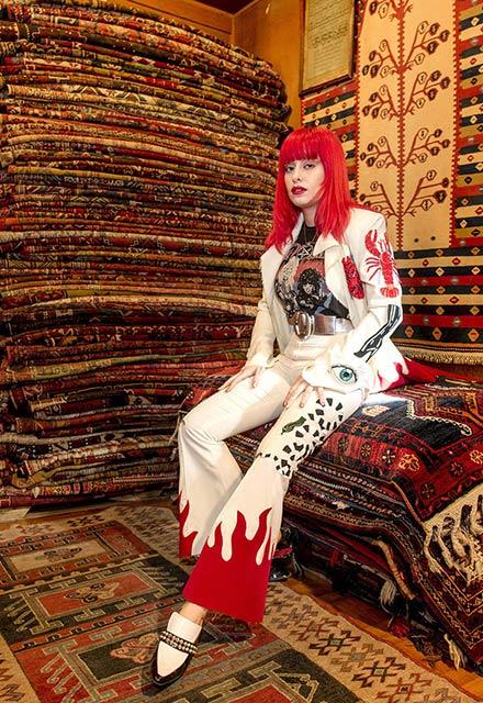Dünyaca ünlü yıldızları giydiren Türk modacı: Dilara Fındıkoğlu