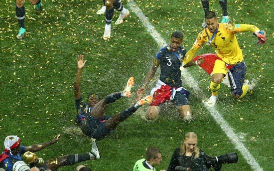 Guardian açıkladı! Dünya Kupası'nın en iyi 11'i