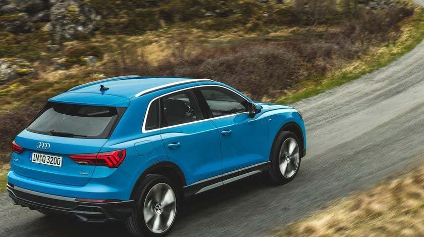 Asfaltları ağlatacak otomobil: Audi Q3 tanıtıldı