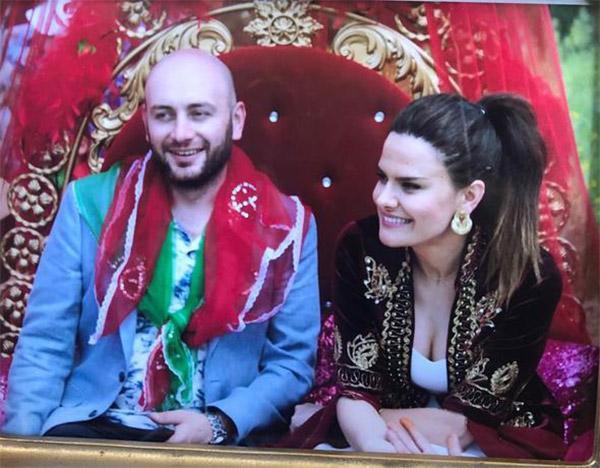 Canan Tuğaner ve Cem Şenel evlendi
