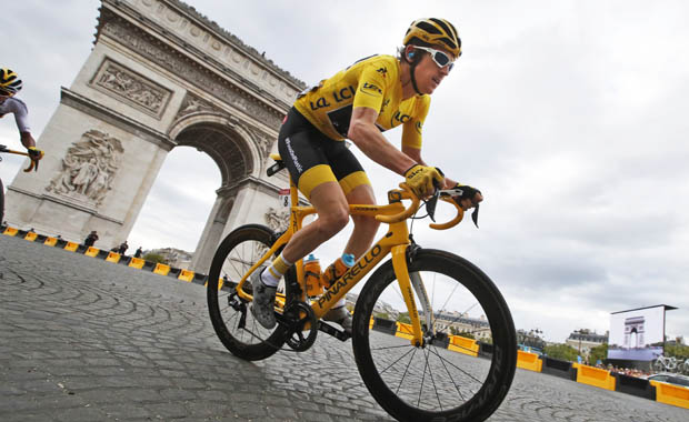 Tour de France sona erdi