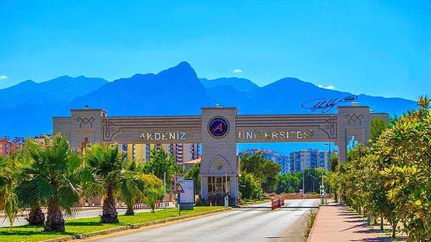 Türkiye'nin en iyi kampüse sahip 10 üniversitesi
