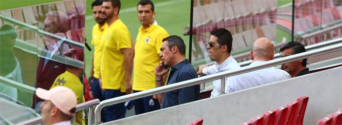 Benfica'dan Fenerbahçe'yi şok eden transfer hamlesi!