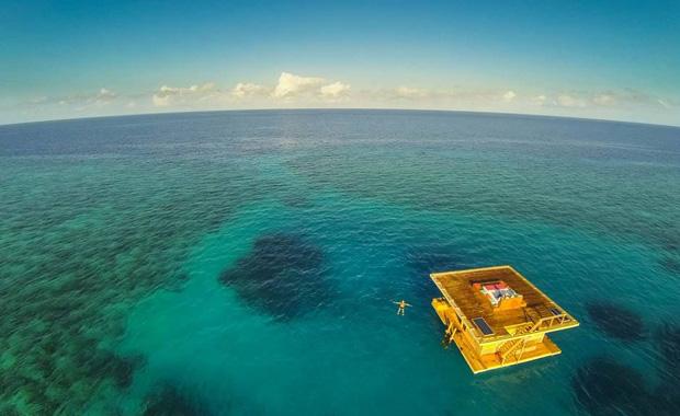 Dünyanın en ilginç su altı otelleri